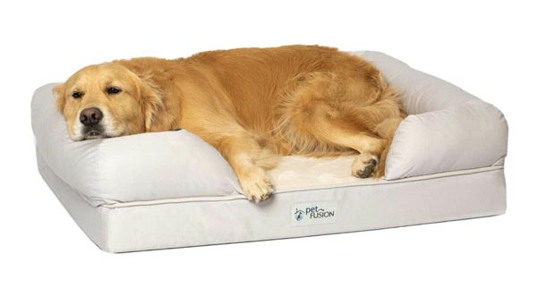 PetFusion Ultimate CertiPUR-US Orthopedic Dog Bed