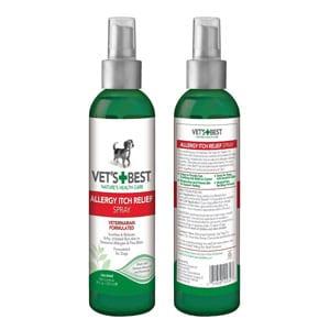 best shampoo for golden retriever with skin allergies