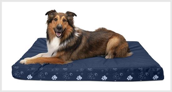 FURHAVEN Deluxe Pet Bed