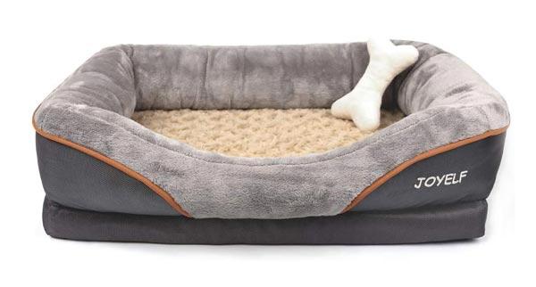 JOYELF Orthopedic Dog Bed