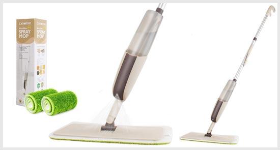 CXhome Hardwood Floor Microfiber Mop